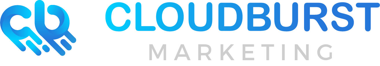 cloudburst marketing logo